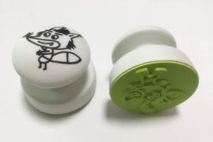 造形EVA手柄胶皮印章